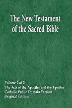 The Old Testament of the Sacred Bible, Volume 2 of 5