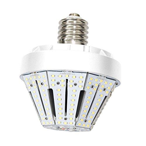 KAWELL 60W E27 Lampadina LED di Mais Risparmio Energetico Lampadina del Cereale LED Bianco 9150lm Equivalente 1000W Incandescenza per Giardino, Magazzino, Officina, Stradale, Garage, 4000-4500K