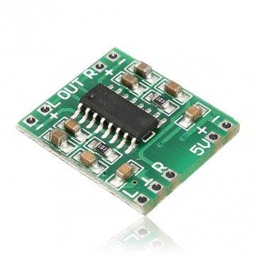 Hohe Qualität 2x3W Mini Digital Power Amplifier Vorstands Class-D- Audio-Modul USB DC 5V PAM8403