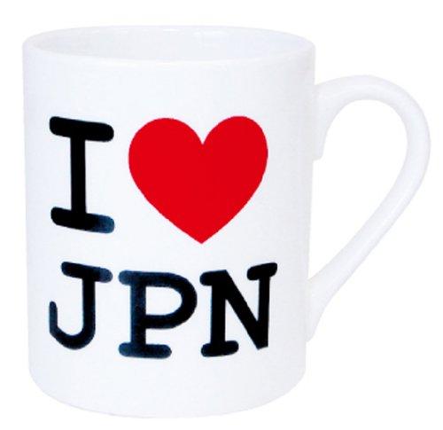 愛龍社 I LOVE マグ JAPAN AR-1335-1