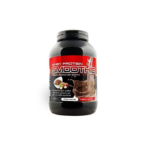 Whey Protein Smoothie Crema Nocciola 900g