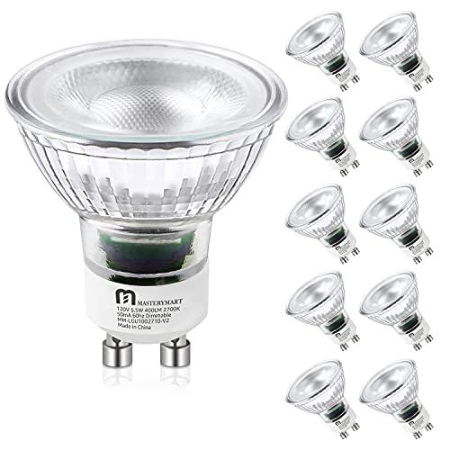 LED GU10 Spotlight Light Bulbs, 50 Watt...