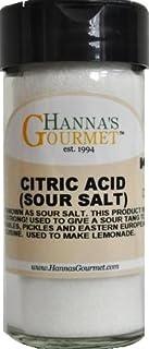 CITRIC ACID/SOUR SALT