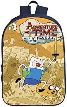 Adventure time backpack _image1