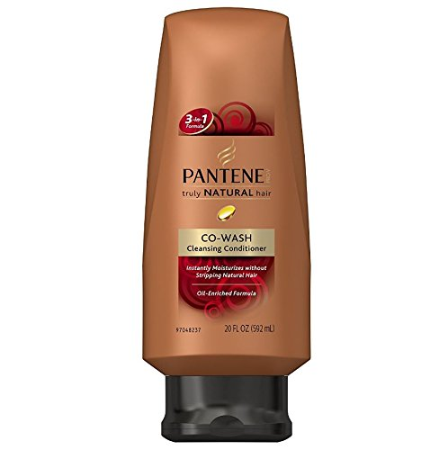 Pantene Pro-V Truly Natural Hair Co-Wash, 20 fl oz