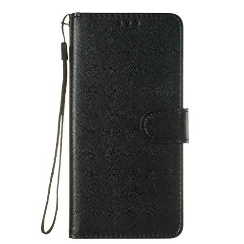 Tosim Galaxy S6 Edge / G925 Hülle Leder, Klapphülle mit Kartenfach Brieftasche Lederhülle Stossfest Handyhülle Klappbar Case für Samsung Galaxy S6Edge - TOYHU250203 T3