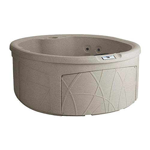 LifeSmart Spas LS200 4 Person Plug in & Play Oval...