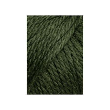 65 m Wolle ORANGE 0075 - 50 g // ca MALOU von LANG YARNS