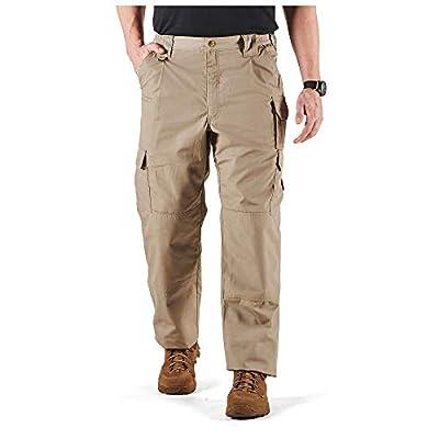 5.11 Men's Taclite Pro Tactical Pants, Style 74273, Stone, 38Wx30L