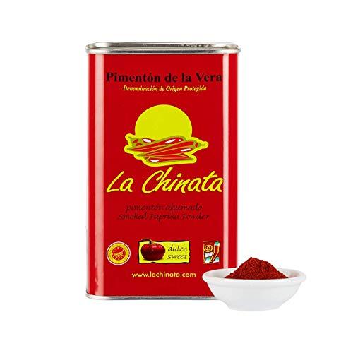 La Chinata Sweet Smoked Pimentón Ahumado Dulce Paprika Pulver, 750 g