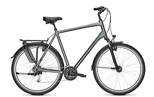 Kalkhoff Agattu XXL 27 Trekking Bike 2019 (64, Shadowgrey matt Herren)