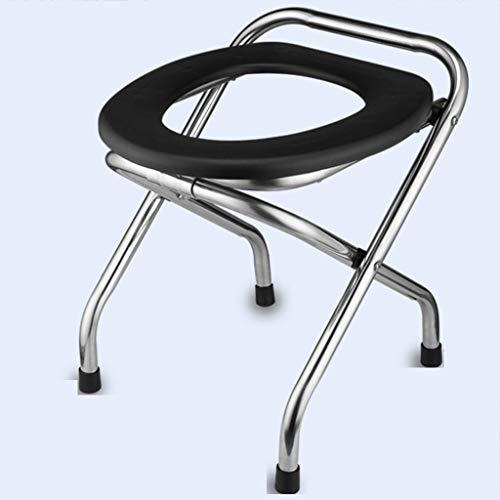 acero inoxidable Silla WC,vater portatil,silla inodoro ancianos alzador wc adulto,adaptador wc mayores,elevador...