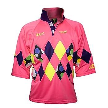Original Jorge Campos Jersey Raute Sport Mexican Pink M