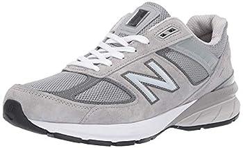 New Balance Men s Made in US 990 V5 Sneaker Grey/Castlerock 10.5