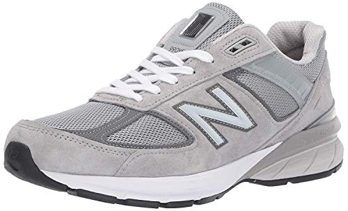 New Balance M990GL5, Trail Running Shoe Hombre, Gris, 45 EU
