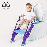 Tower Shop - Adaptador Asiento Wc Para Bebè Con Escalera, Orinal Para Bebé,...