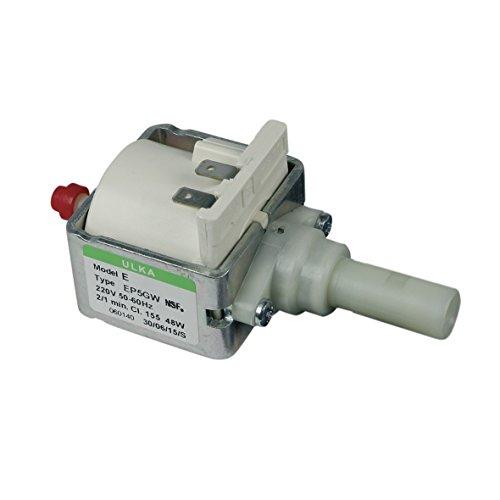 Saeco 12000132 ORIGINAL Elektropumpe Wasserpumpe Pumpe 48W Ulka EP5GW Kaffeeautomat Kaffeevollautomat Kaffeemaschine auch Philips 996530007752