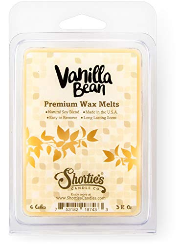 Vanilla Bean Wax Melts Review