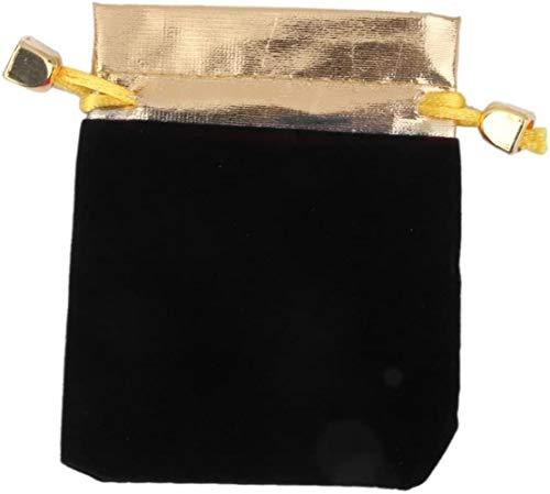 LF- Bolsa Bolsa de la joyería de la joyería joyería de cordón con Asas Creativo (Size : 12 * 12 * 16cm)