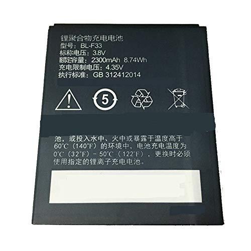 Mobilotec Akku kompatibel mit Phicomm BL-F33, Handy/Smartphone Li-Ion Batterie
