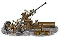ブロンコモデル 1/35 イギリス・ボフォース40ミリ対空砲英軍タイプ CB35111 プラモデル