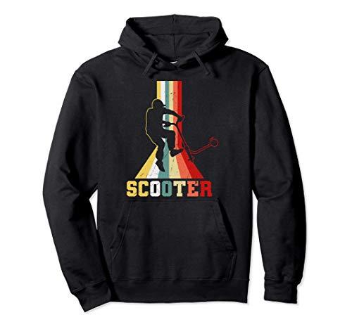 Scooter Stunt Tretroller Geschenkidee für Teenager & Kinder Pullover Hoodie