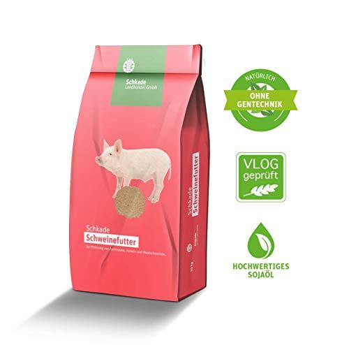 Schkade Landhandel GmbH Schweinefutter für tragende Sauen, 25 kg gesackt
