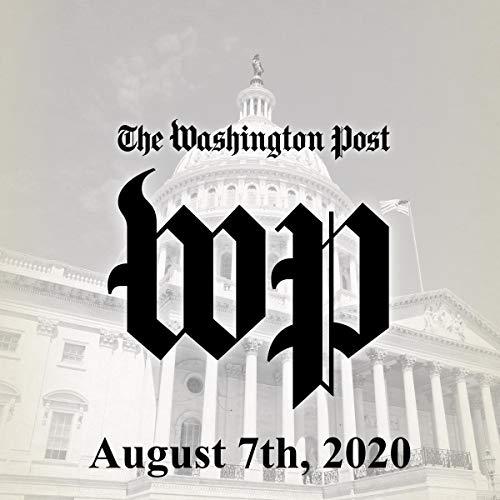 『August 7, 2020』のカバーアート