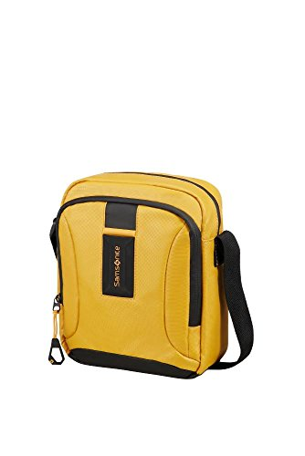 Samsonite Cross-Over S (Yellow) -PARADIVER Light  Bolso Bandolera, Amarillo (Yellow)