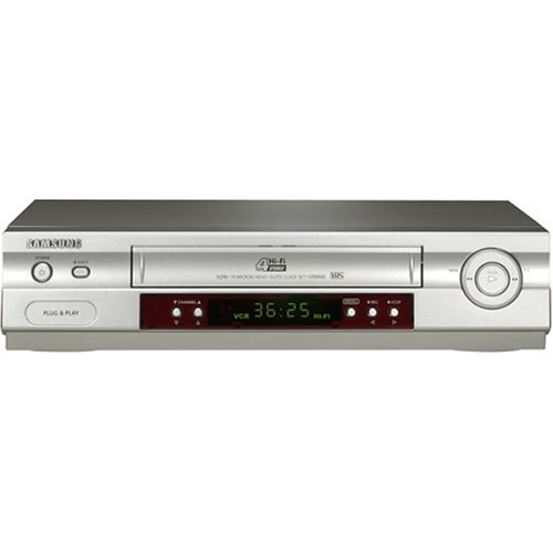 Samsung VR8460 4-Head Hi-Fi VCR