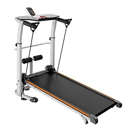 New Treadmills Indoor Folding Running Training Machine Sit-ups Multi-Function Fitness Equipment with...