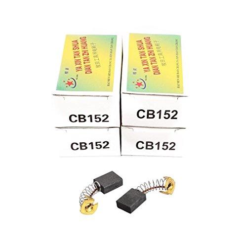 Etbotu 10/pcs Mini perceuse /électrique Grinder Remplacement de moteurs /électriques Balais de charbon pi/èces de rechange pour Dremel Outil rotatif