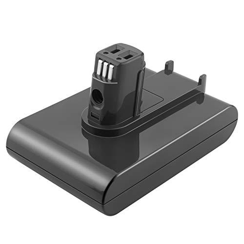 EICHXO DC31 22,2 V 3500 mAh Batterie Kompatibel mit Dyson DC34 DC44 917083-01 Handstaubsauger 917083-01 17083-2811 18172-01-04 17083-4211 (NUR FÜR Typ A)