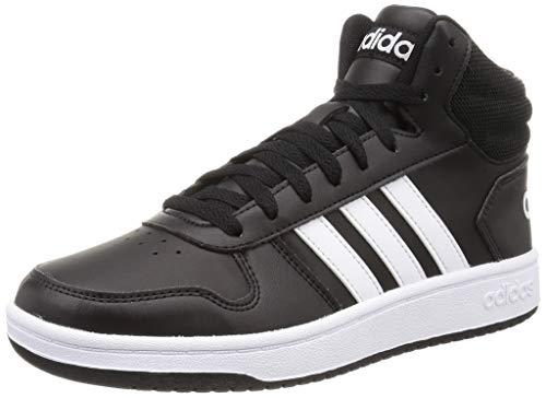 adidas Hoops 2.0 Mid, Basketball Shoe Hombre