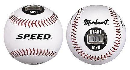 9' Speed Sensor Baseball (MPH) from Markwort