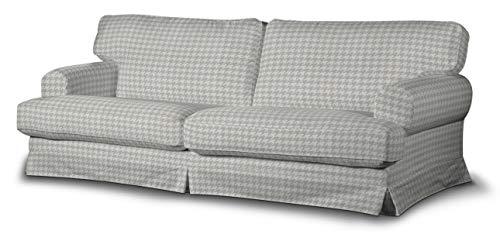 Dekoria Ekeskog Schlafsofabezug Husse passend für IKEA Modell Ekesgog grau