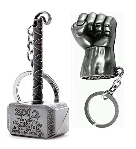 Party Hub Thor Hulk S Key Chain