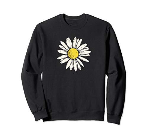 Girls Flower, Bloom, Daisy T-Shirt for Women Garden Power Sweatshirt