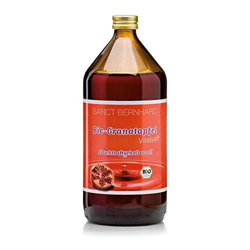 Sanct Bernhard Bio-Granatapfel Vital-Saft 1 Liter