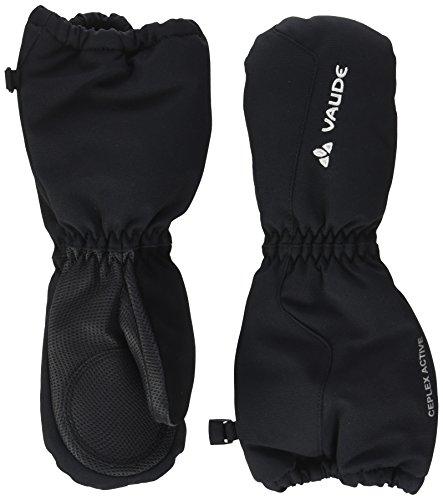 VAUDE Kinder Handschuhe Kids Snow Cup Mitten III, black uni, 6, 052630510600