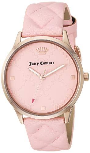 Juicy Couture Armbanduhr Uhr Damen Rosé Gold