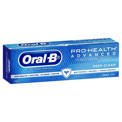 Oral-B Pro Health Advanced Toothpaste 110G
