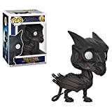 Funko Thestral Figurina de Vinillo Colección Animales Fantásticos 2 POP Movies, 9 cm, (32753)...