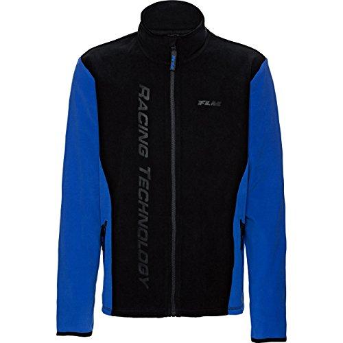 FLM outdoor fleecevest fleece jas fleecevesten Fleecejack 2.0, mannen, casual/mode, het hele jaar door, textiel