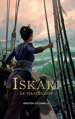 De piratendief (Iskari, Band 3)
