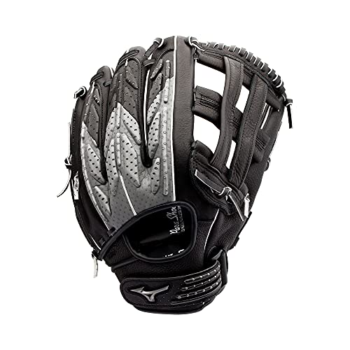 Mizuno GTF1300 Techfire Slowpitch Softball Glove 13', H Web, Right Hand Throw