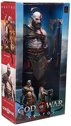 Lobcede.be God of War 2018 - Kratos 1/4 Scale Figure - 45cm