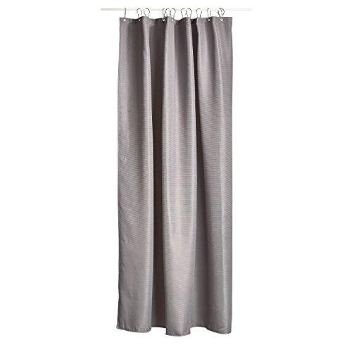 Zone Denmark Shower Curtain Grey Lux