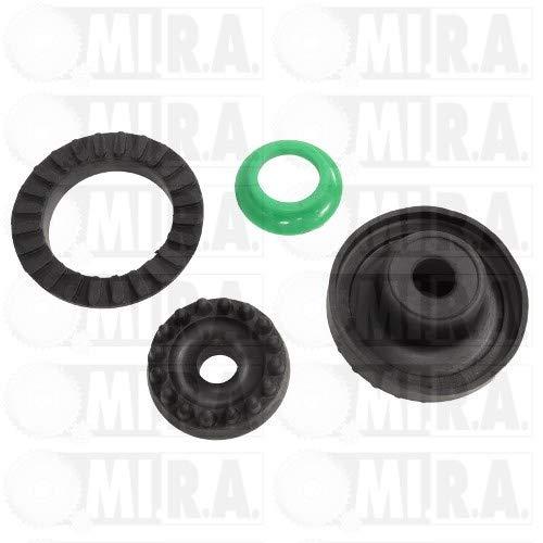 Gummi-Pads, Motoraufhängung, 4 Stück, MIRA 42/5104