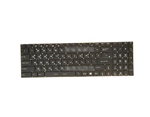 Laptop Keyboard For MSI GT72S 6QD 6QE 6QF GT72VR 6RD 6RE 7RD 7RE GL72 6QE 6QF GP72 6QE 6QF GE72VR 6RF Korea KR With Crystal Keycap And Backlit